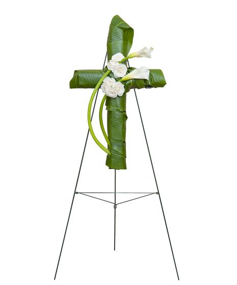 Elegant Love Graceful Cross