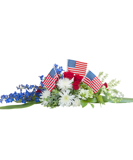 Honor and Glory Centerpiece (As Shown)
